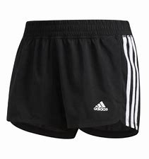 ADIDAS PACER 3-STRIPES WOVEN SHORTS W