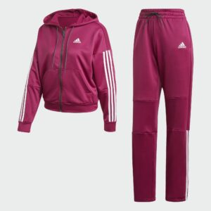 ADIDAS GAME TIME AEROREADY TRACK SUIT W