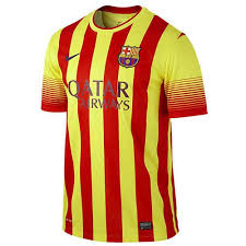 NIKE FC BARCELONA TRIKOT 2013/14