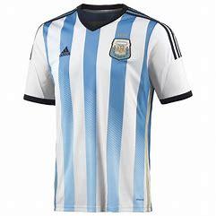 ADIDAS ARGENTINIEN HEIMTRIKOT 2014