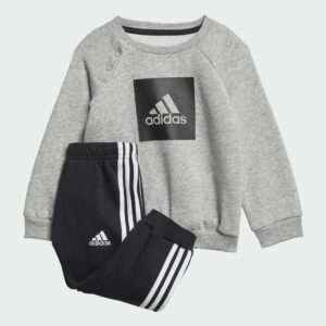 ADIDAS 3-STRIPES FLEECE JOGGINGANZUG J