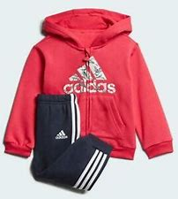 ADIDAS FLEECE HOODED ANZUG B