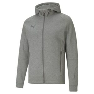 PUMA teamCUP CASUALS HOODED JACKET