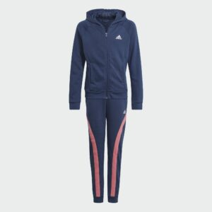 ADIDAS HOODED CO TRACK SUIT J